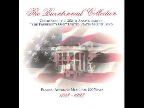 "LUCA ""Beautiful Colorado"" - ""The President's Own"" U.S. Marine Band (1948)"