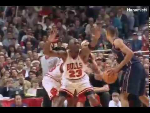 Michael Jordan's 1-on-1 Defense
