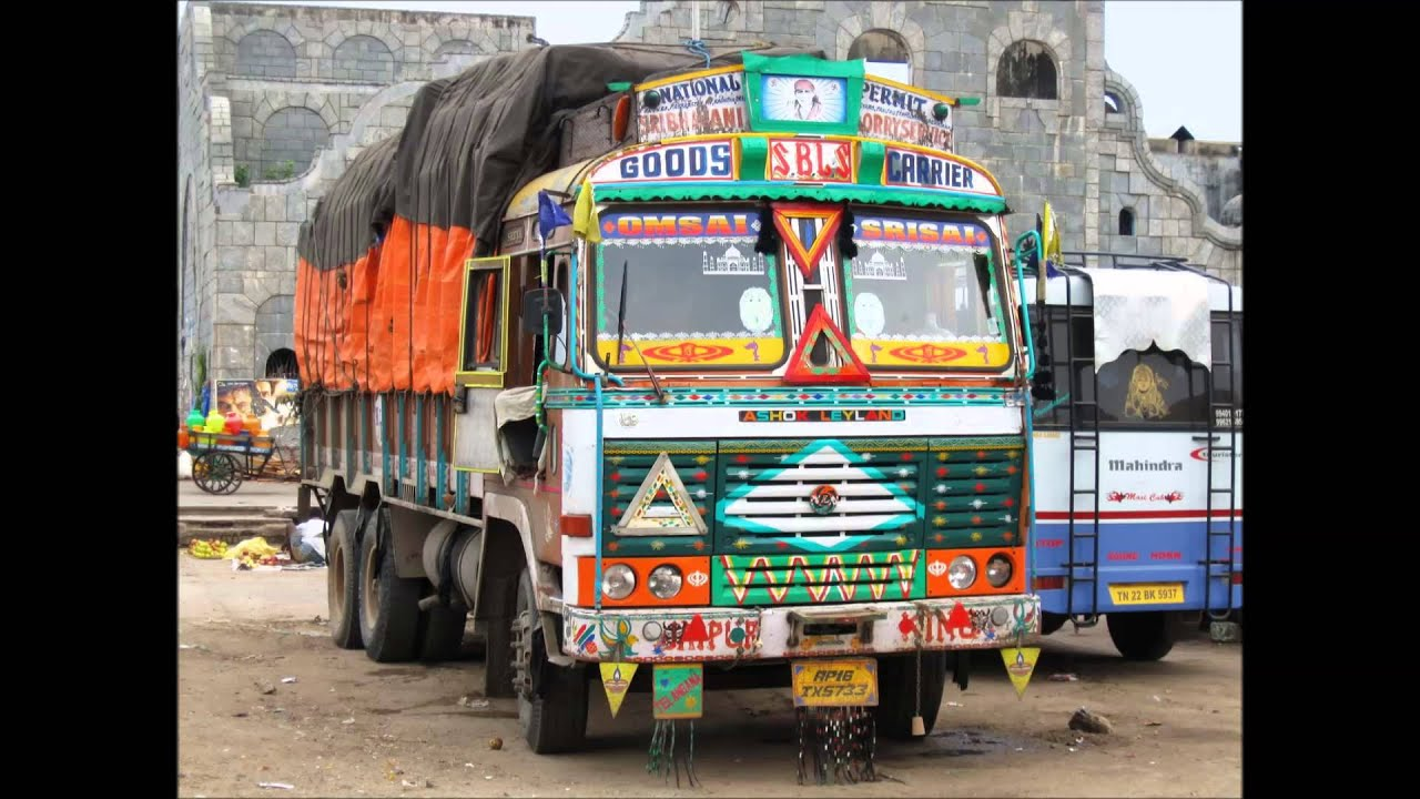 indian sound system truck. india street sounds heavy trucks indian sound system truck f