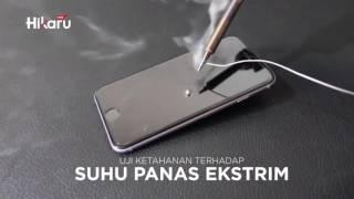 Hikaru Anti Gores Kaca Tempered Glass Samsung Galaxy M31 Screen Protector