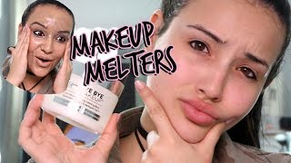 Makeup Melters: Do they really work?! | AMANDA ENSING