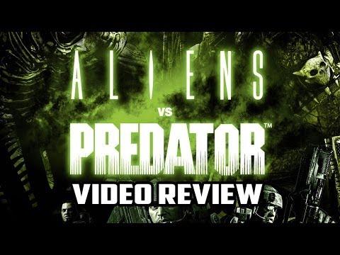 Aliens VS Predator PC Game Review thumbnail