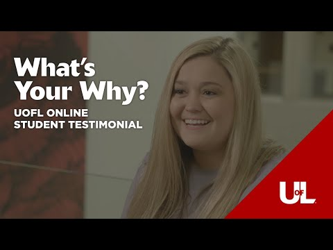 What's Your Why?: Maggie's Story - Online Bachelor's in Communication