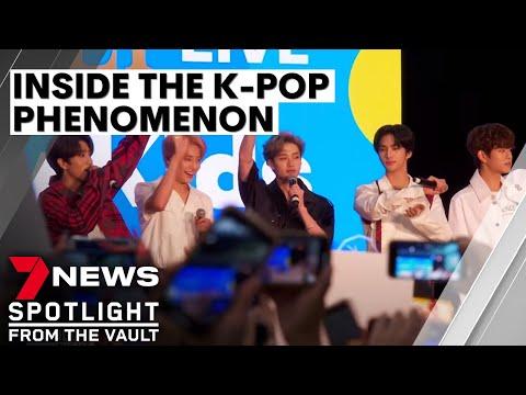 K-Pop  Inside the  phenomenon with Stray Kids ATEEZ Dami Im and more  Sunday Night