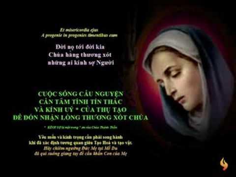 Mẹ Dậy Ta Cầu Nguyện (Magnificat)