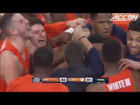 Celine A Scene: Tyus Battle Game-Winning Three-Pointer for the Syracuse Orange