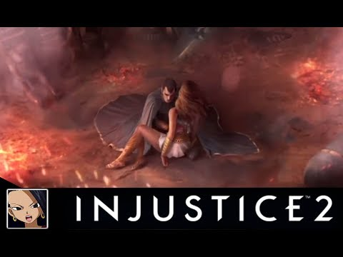 Thumbnail: Injustice 2 - Saddest Story Endings (Multiverse Endings)