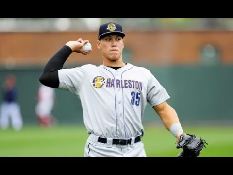 New York Yankees top prospect Aaron Judge talks about his minor league baseball lifestyle