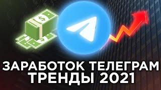 Успей заработать на трендах в 2021 году
