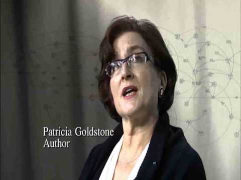 Patricia Goldstone author of Interlock: Art, Conspiracy, and the Shadow Worlds of Mark Lombardi