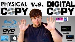 Physical Copy Vs Digital Copy