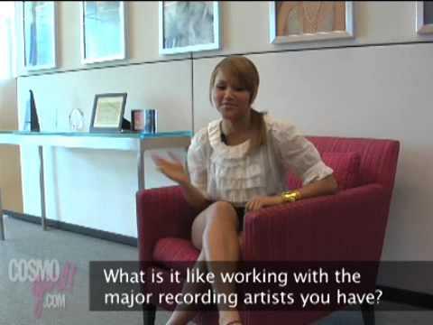 Exclusive CosmoGIRL! Interview with Kat DeLuna