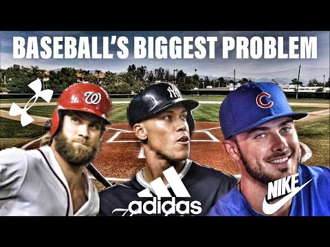 Baseball's BIGGEST PROBLEM that NOBODY IS TALKING ABOUT
