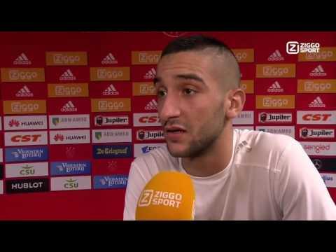 Hakim Ziyech: speel liever voor het  nederlands elftal.