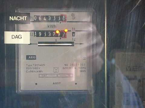 gasmeter stilzetten met magneet