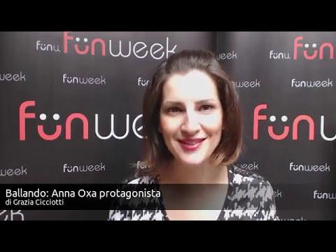 Ballando con le stelle: Anna Oxa protagonista