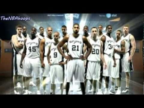 San Antonio Spurs 2010-2011 Highlights