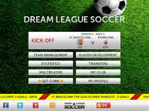 How to change club logo in dream league soccer