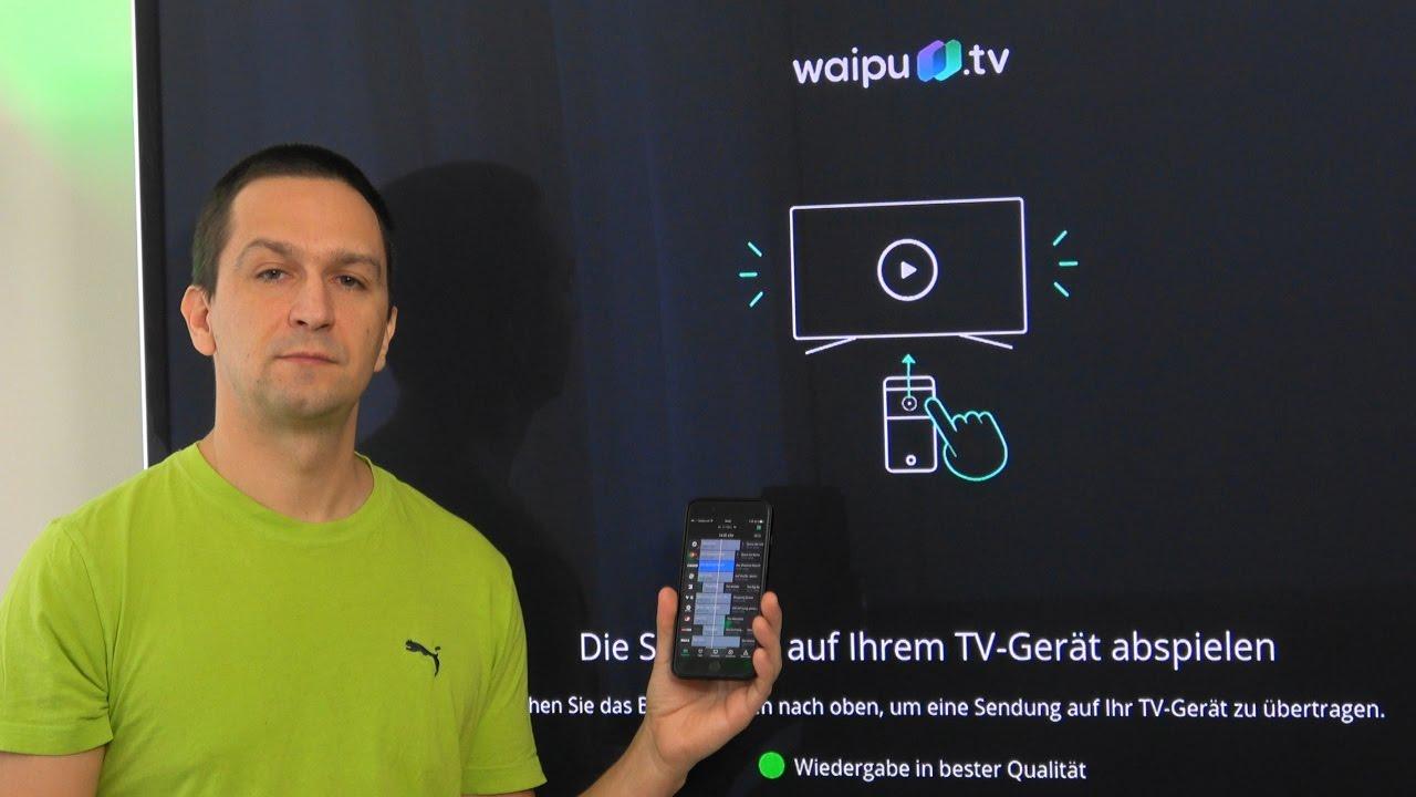 Was ist waipu.tv? IPTV Alternative zu Kabel, Satellit und