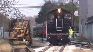Diesel Locomotive Basics