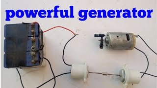Electricity produce by drone motor,generator,dc generator,DC motor,drone motor,power generator