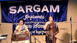 Amar hridoy Tomar apon hater dole by Andrea Mondal at the 2014 Sargam Students