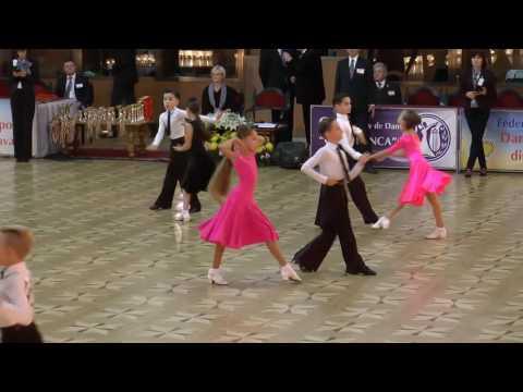 Chisinau Open 2016 Juveniles I   Latino+