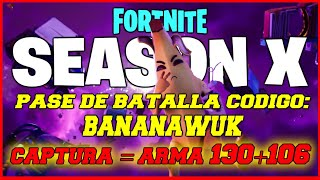 SEASON 10 We buy a pass and see changes Fortnite save the world and battle royale