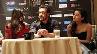 Nexa IIFA Awards 2017 | Salman khan, Katrina Kaif, Alia Bhatt & Shahid Kapoor
