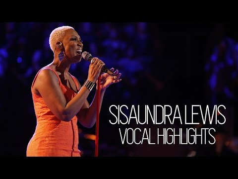 Vocal Highlights on The Voice: Sisaundra Lewis (E3 - B♭5)
