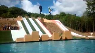 Water Jump Indian Forest