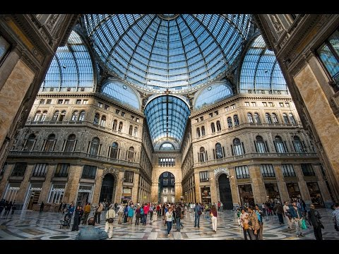"Architecture. Emanuele Rocco ""La Galleria Umberto I"""