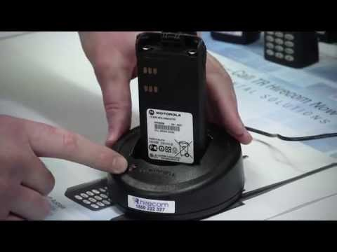 Motorola Impres Battery Data Reader & Software Kit - Motorola XTS