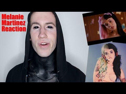 Goth Reacts to Melanie Martinez - Pacify Her