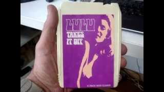 LULU TAKES IT OFF - 8 TRACK HEAD CLEANER (SEXY)