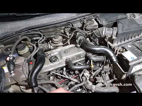 Фото к видео: Затруднённый запуск связан с ТНВД BOSCH VP30 на Ford Focus I 1.8d BHDA