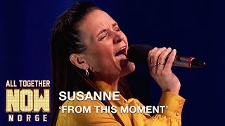 All Together Now Norge | Susanne fremfører From This Moment av Shania Twain | TVNorge