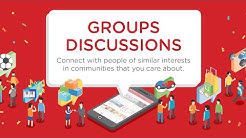 Group Discussion on Social Media|
