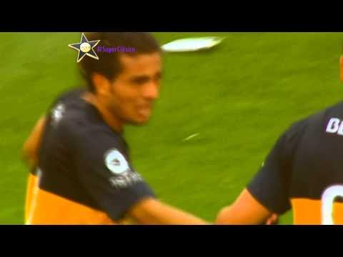 Gol de Erviti - Relato de Closs (River 2 - Boca 2, 2012)