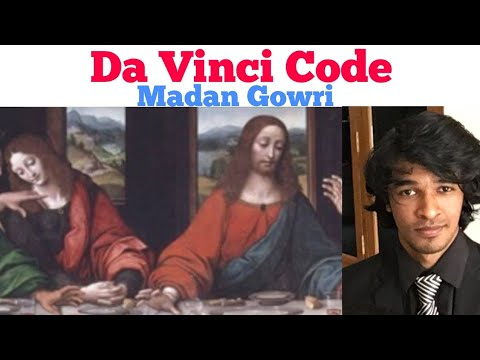 Da Vinci Code | Tamil | Madan Gowri | MG
