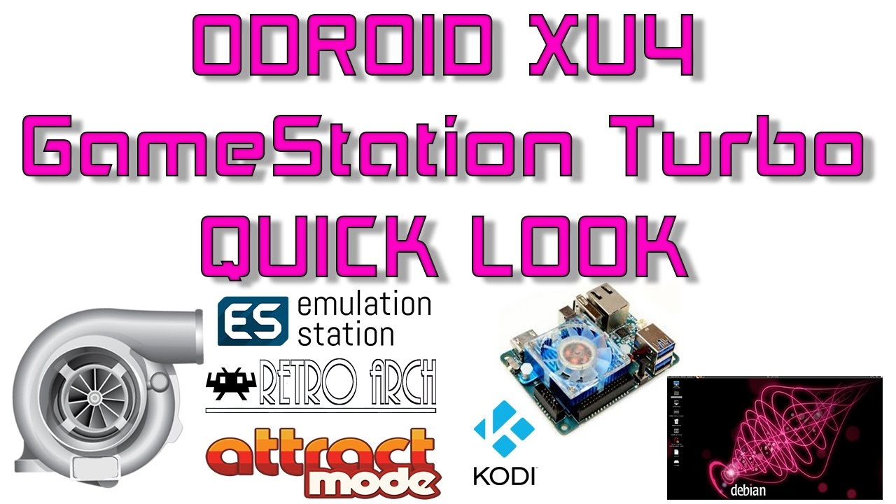 13 Best Operating Systems for the Odroid XU4: Odroid XU4