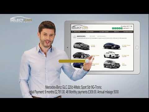 Select Car Leasing February TV Advert