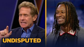 Todd Gurley reveals why he deserves to win the NFL MVP and makes his Super Bowl pick | UNDISPUTED