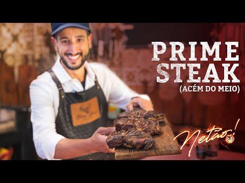 Prime Steak (Acém do Meio) | Netão! Bom Beef #42
