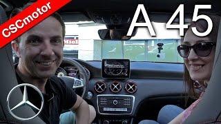 Mercedes-AMG A 45 - 2017 | Opiniones conduciéndolo