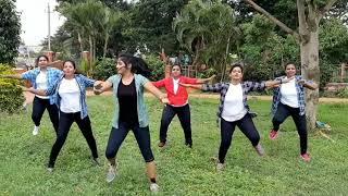 Vedalam - Aaluma Doluma |Ajit|Anirudh Ravichander |Zumba Fitness |Dipali Dance and Fitness Station