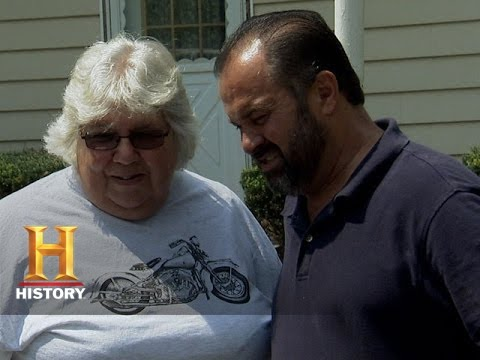 American Pickers: Frank, the Bearded Charmer