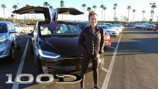 The Ultimate Road Trip Car: Model X 100D & Justin Timberlake