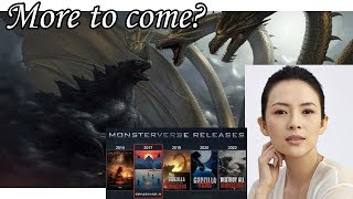 The Future Of The Monsterverse: Godzilla King Of The Monsters News And Updates