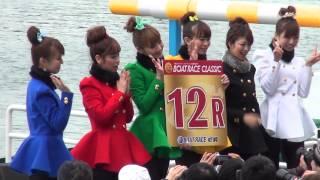 平成26年3月18日ボートレース尼崎 第12R発売中 Amagami six 河原さゆ...
